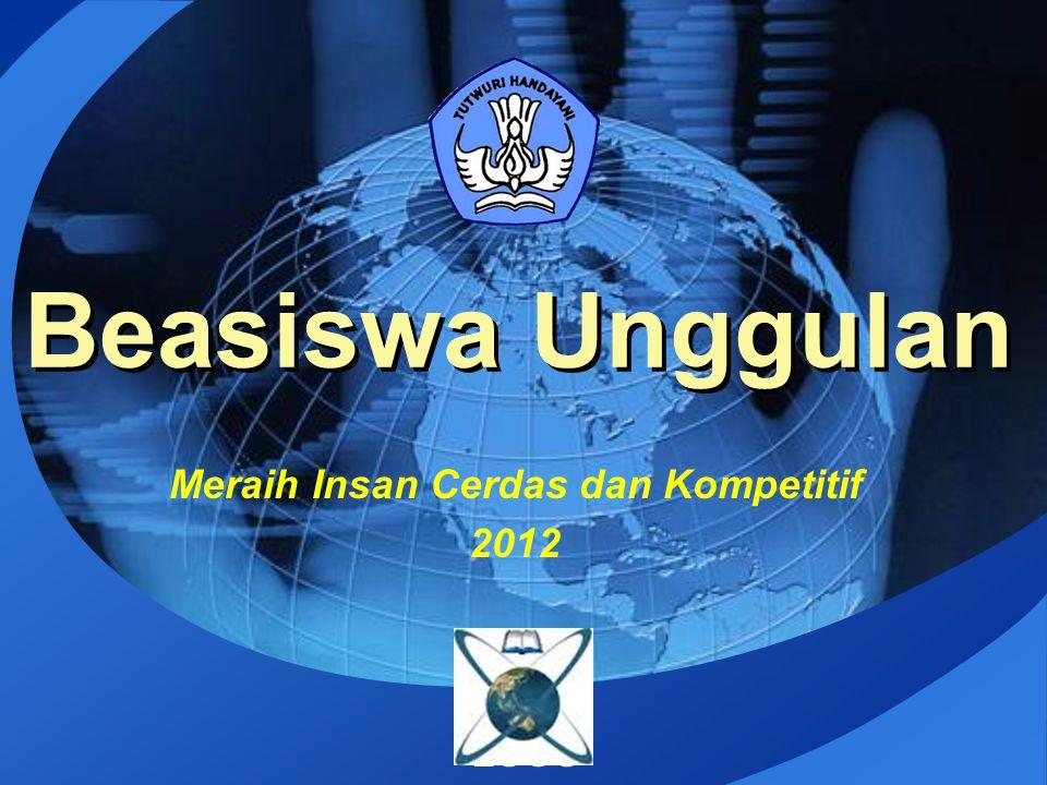 DIAGRAM PENERIMA BEASISWA UNGGULAN 2009 BERDASARKAN UNIVERSITAS TUJUAN Rekap Total Mahasiswa Tahun 2009