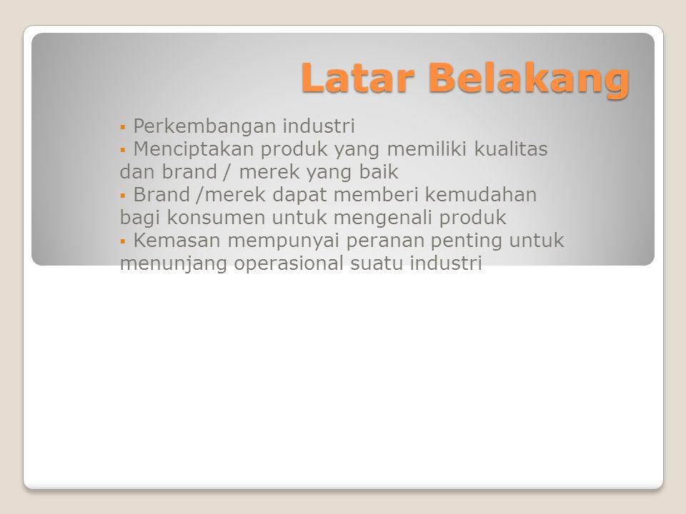 Tujuan Pemberian suatu nama atau brand pada produk memiliki tujuan untuk dapat meningkatkan penjualan produk