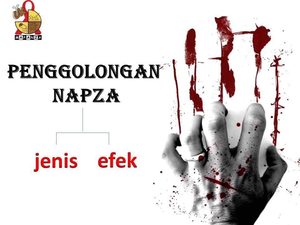 Napza adalah singkatan dari narkotika, psikotropika, dan zat adiktif lain, yaitu obat atau zat yang jika masuk kedalam tubuh akan berpengaruh terhadap