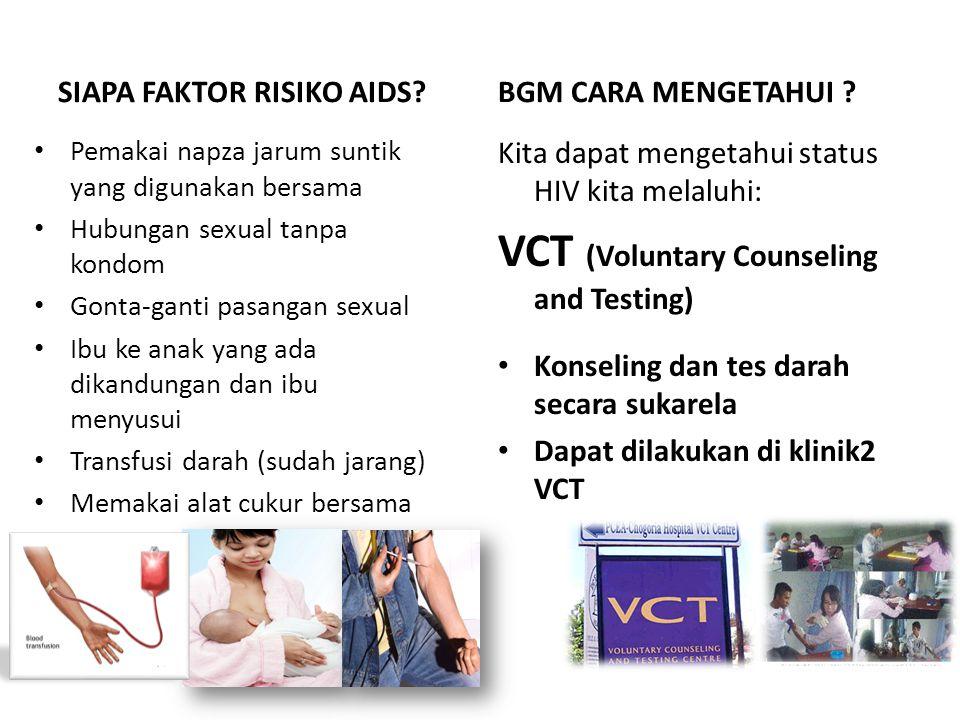 HIV Bagaimana virus HIV menyebar