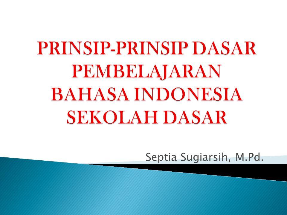 Septia Sugiarsih, M.Pd.
