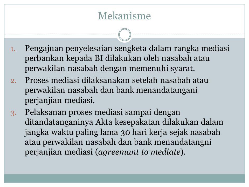 Mekanisme 1.
