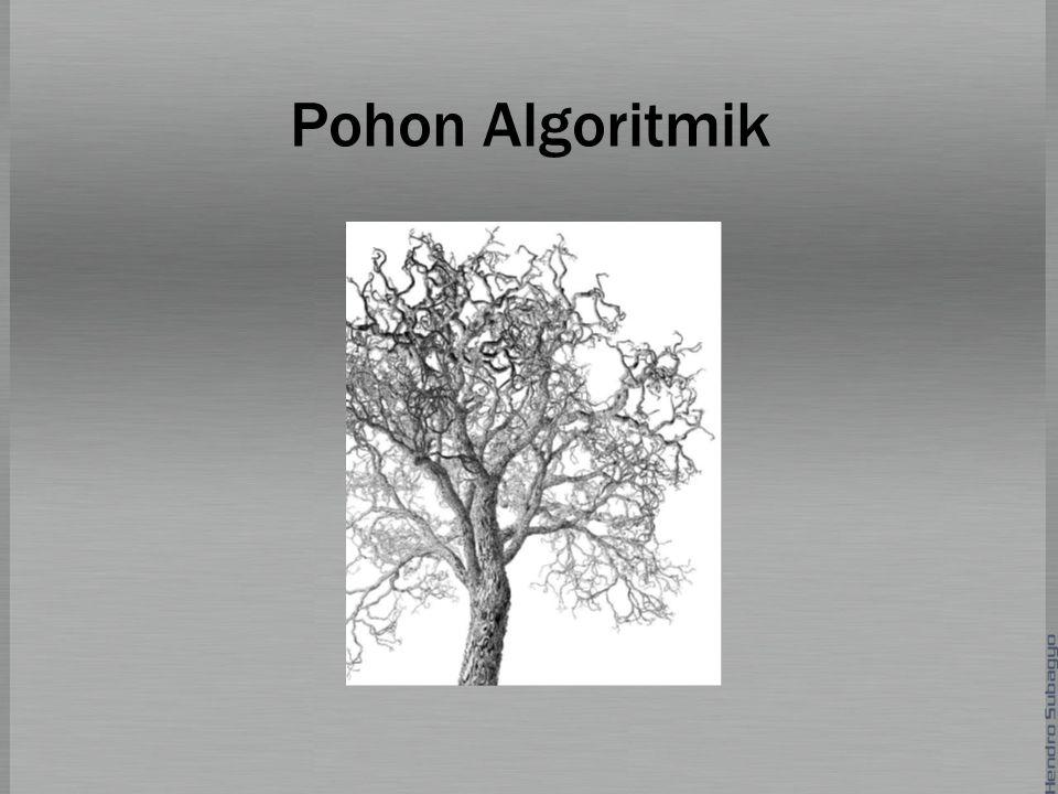 Pohon Algoritmik
