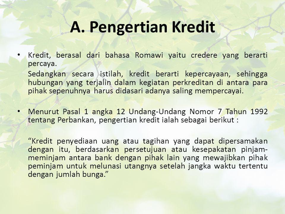 "Ilmu Hukum Perbankan ""Kredit"" Dosen : Dewi Nurul Musjtari, S.H., M.Hum. Disusun oleh : 1.Ahmad Azizuddin(20100730006) 2.Innani Mar'atus S.(20100730010"