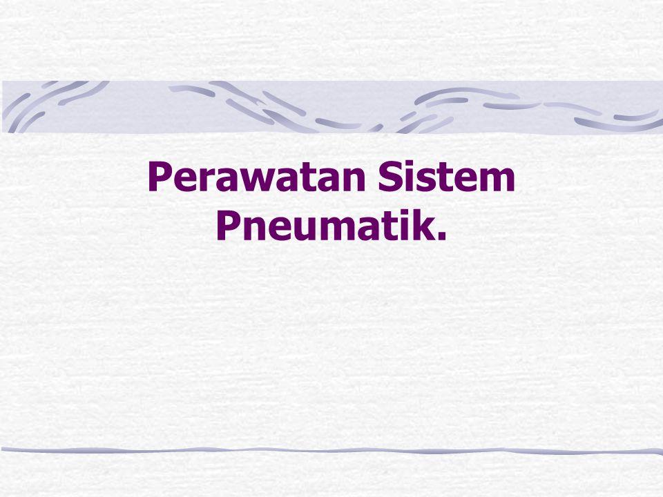 Restrictors Restrictor adalah tipe dari pengontrol klep yang digunakan dalam sistem Pneumatik, Restrictor yang biasa digunakan ada dua (2) tipe, yaitu