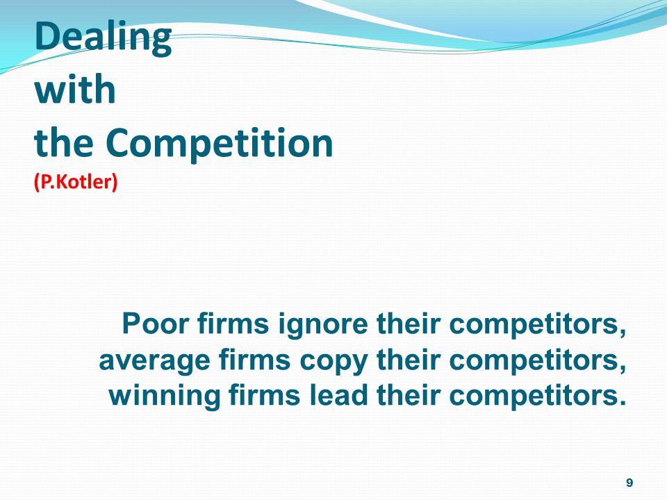 Turbulensi bidang pasar Naiknya Bargaining Position pelanggan, akibat dari digusurnya monopoli dan pembukaan pasar.