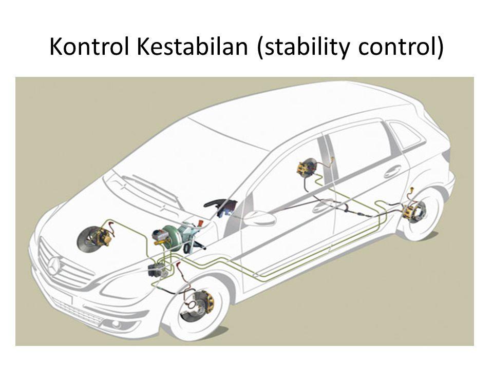 Kontrol Kestabilan (stability control)