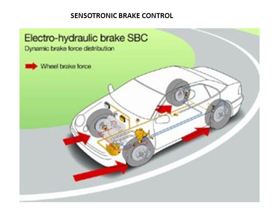 SENSOTRONIC BRAKE CONTROL