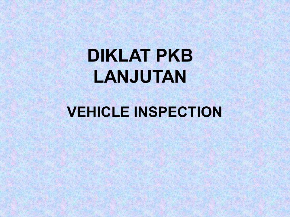 PROSEDUR PENGUJIAN Bila kendaraan memiliki 2 atau 3 pipa gas buang, maka dibuat agar pengeluaran gas buang melalui satu pipa.