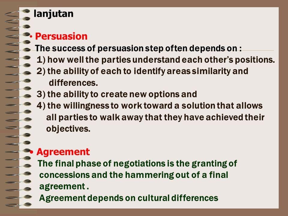 PROSES NEGOSIASI Ada beberapa langkah dasar yang dapat digunakan dalam Proses memenaj negosiasi.