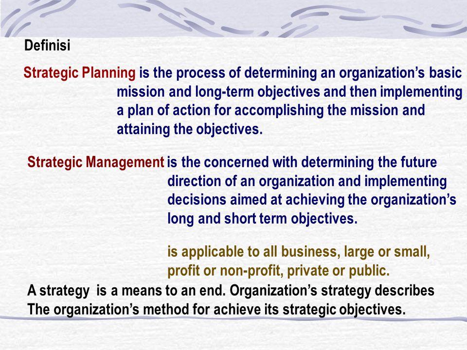 Bab.V Strategic Planning Tujuan Bahasan 1. Mendiskusikan makna, kebutuhan, manfaat, pendekatan dan kecenderungan proses strategic planning bagi MNC. 2