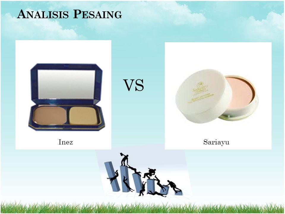 A NALISIS P ESAING VS InezSariayu