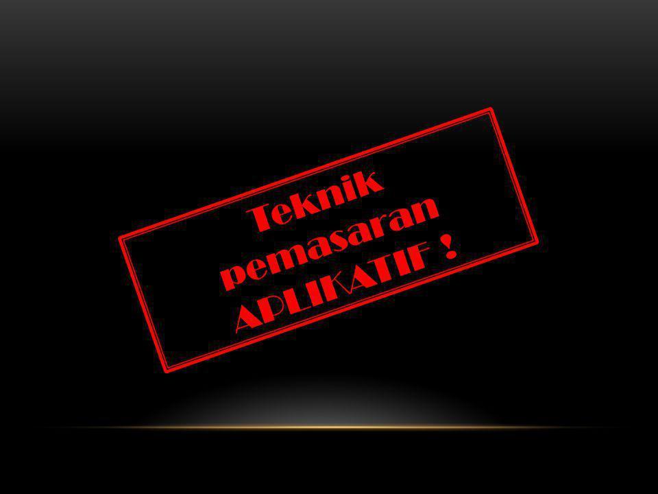 STRATEGI PEMASARAN Produk (logo, motto, kemasan, merk, label) harga lokasi dan distribusipromosi