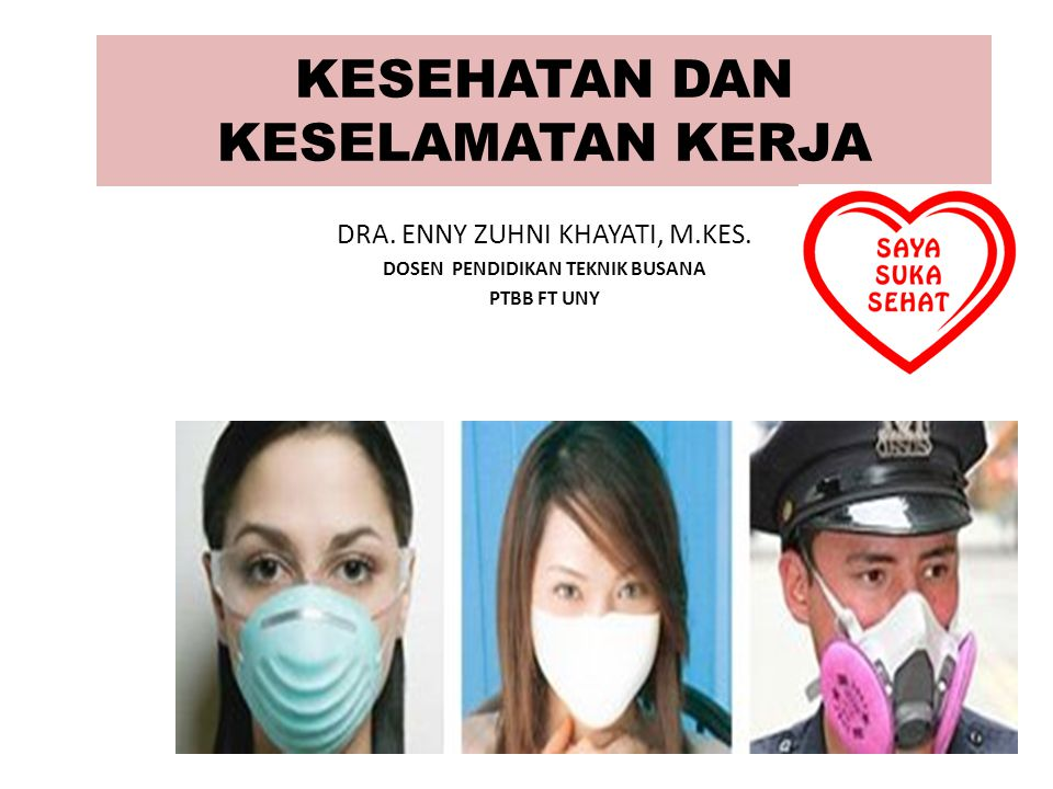 PENGERTIAN KESEHATAN DAN KESELAMATAN KERJA(K3) Kesehatan Kerja adalah: Suatu usaha-usaha pencegahan ( Preventif ) dan pengobatan ( Kuratif ) terhadap penyakit- penyakit atau gangguan-gangguan kesehatan yang diakibatkan oleh pekerja dan lingkungan kerja.
