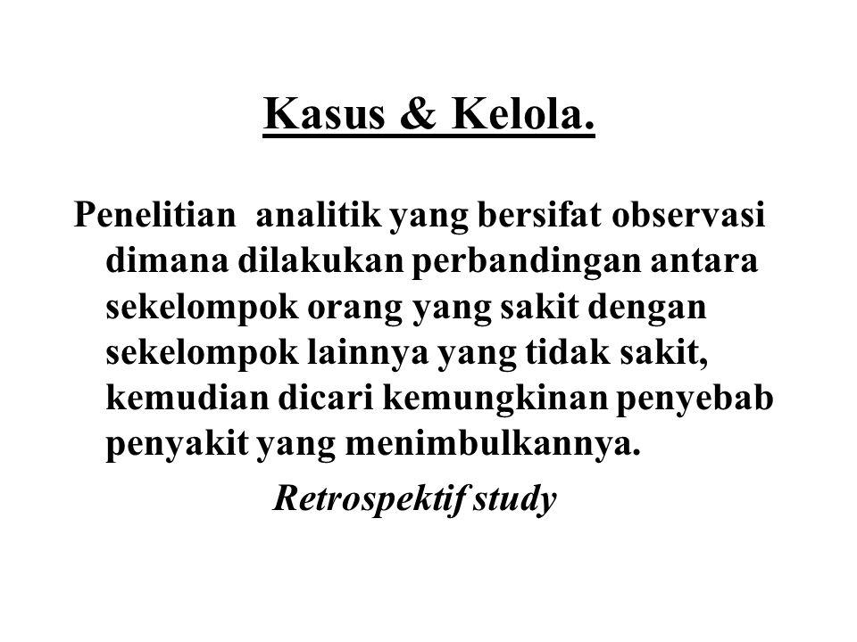 Kasus & Kelola.