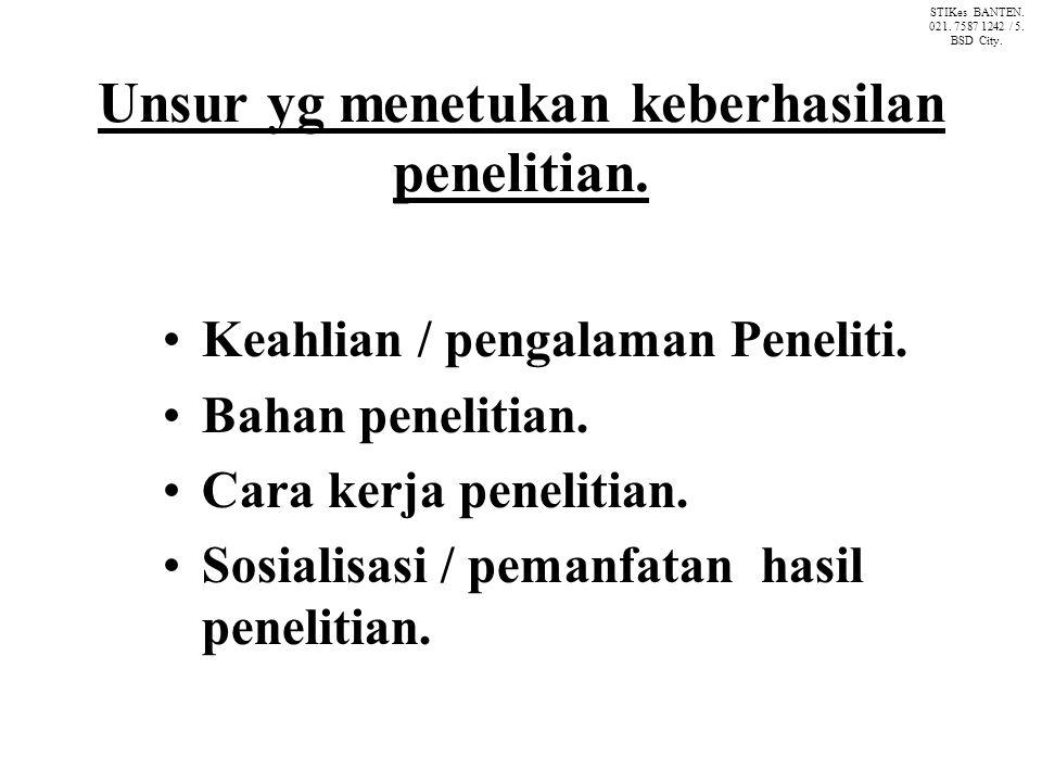 Klinikal Trial.