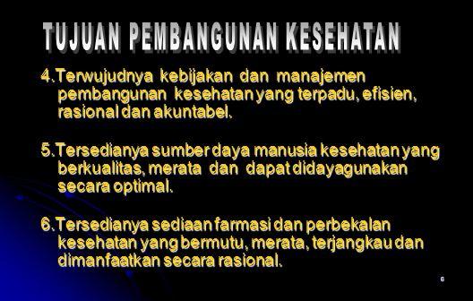 77 POLIKLINIK KESEHATAN DESA DI JAWA TENGAH NO.URAIANTH.2004 TH.