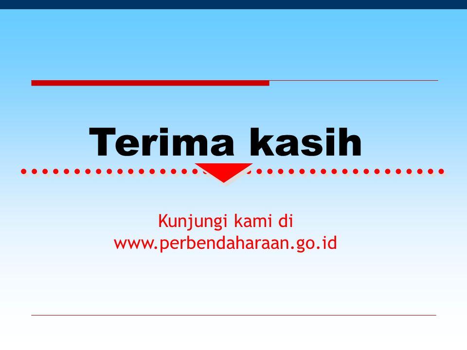 Terima kasih Kunjungi kami di www.perbendaharaan.go.id
