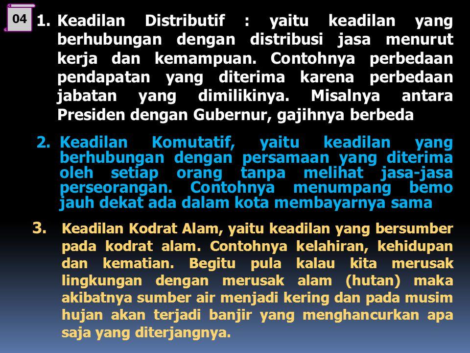 Asas etis administrasi pemerintahan dalam mewujudkan jaminan keadilan 1.