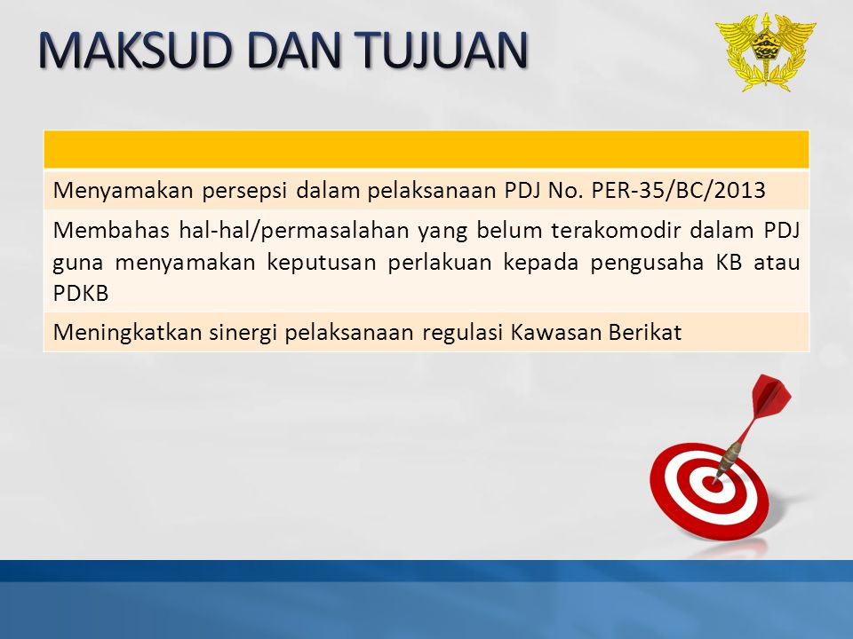 Realisasi ekspor dan penyerahan ke KB dapat diperhitungkan dalam penentuan batasan penjualan hasil produksi KB ke TLDDP.