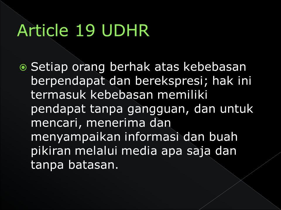 PASAL 11 1.INFORMASI YANG HARUS DIKETAHUI PUBLIK 2.