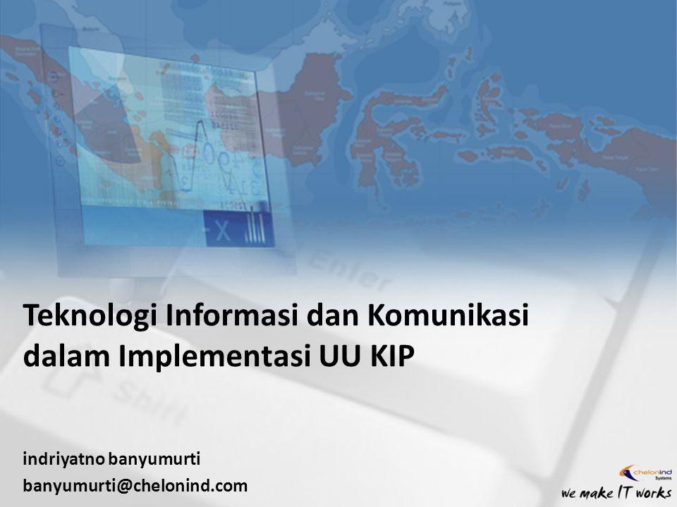 Memanfaatkan Media Sosial untuk Diseminasi Informasi Publik