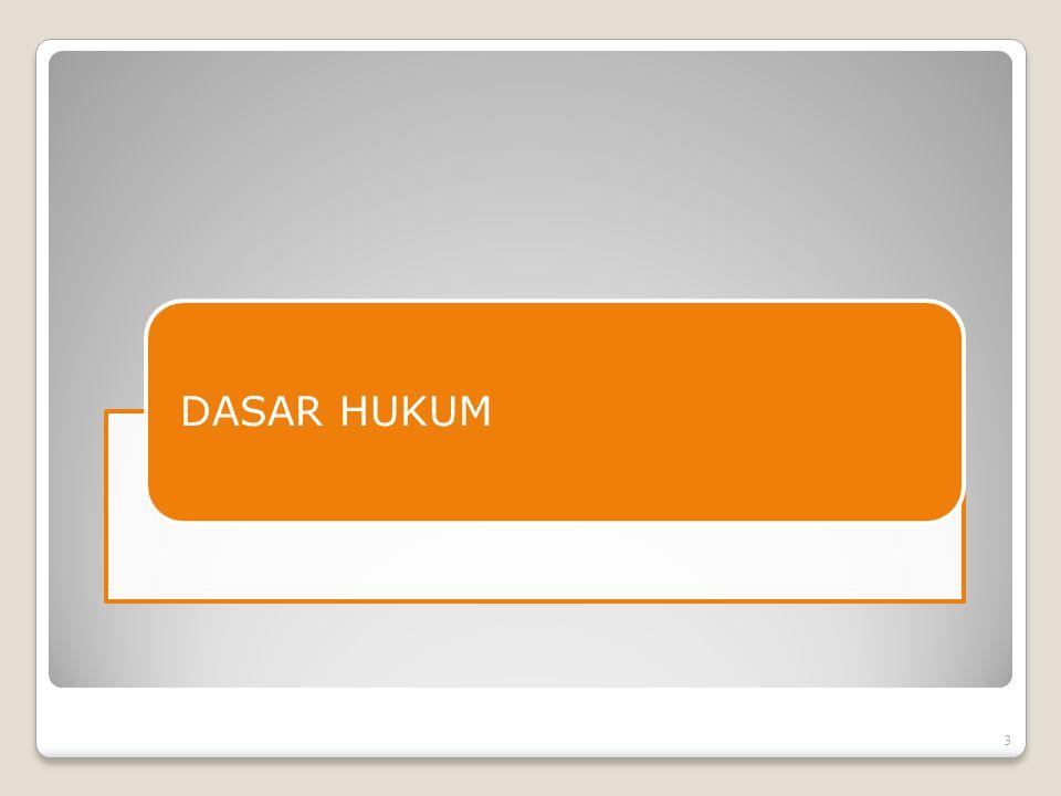 DASAR HUKUM 3