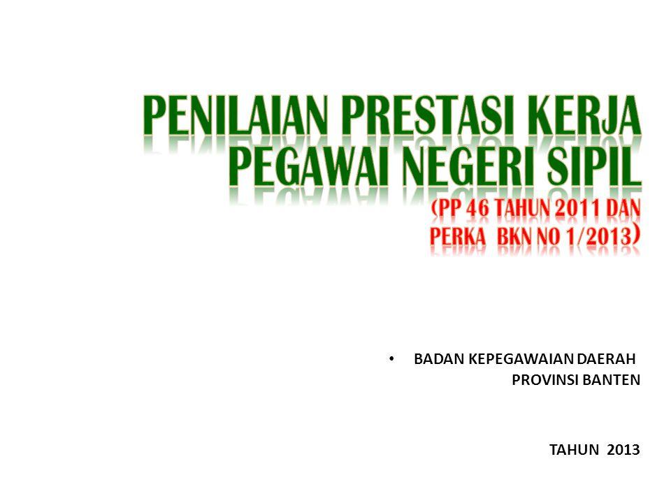 BADAN KEPEGAWAIAN DAERAH PROVINSI BANTEN TAHUN 2013 59