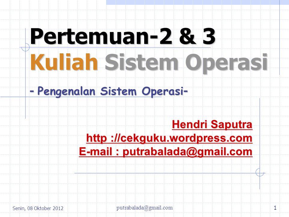 Layanan Sistem Operasi Menurut Tanenbaum harus memiliki layanan sebagai berikut : - Pembuatan program, - Eksekusi program, - Pengaksesan I/O Device, - Pengaksesan terkendali terhadap berkas - Pengaksesan sistem, - Deteksi - Pemberian tanggapan pada kesalahan, - Akunting.