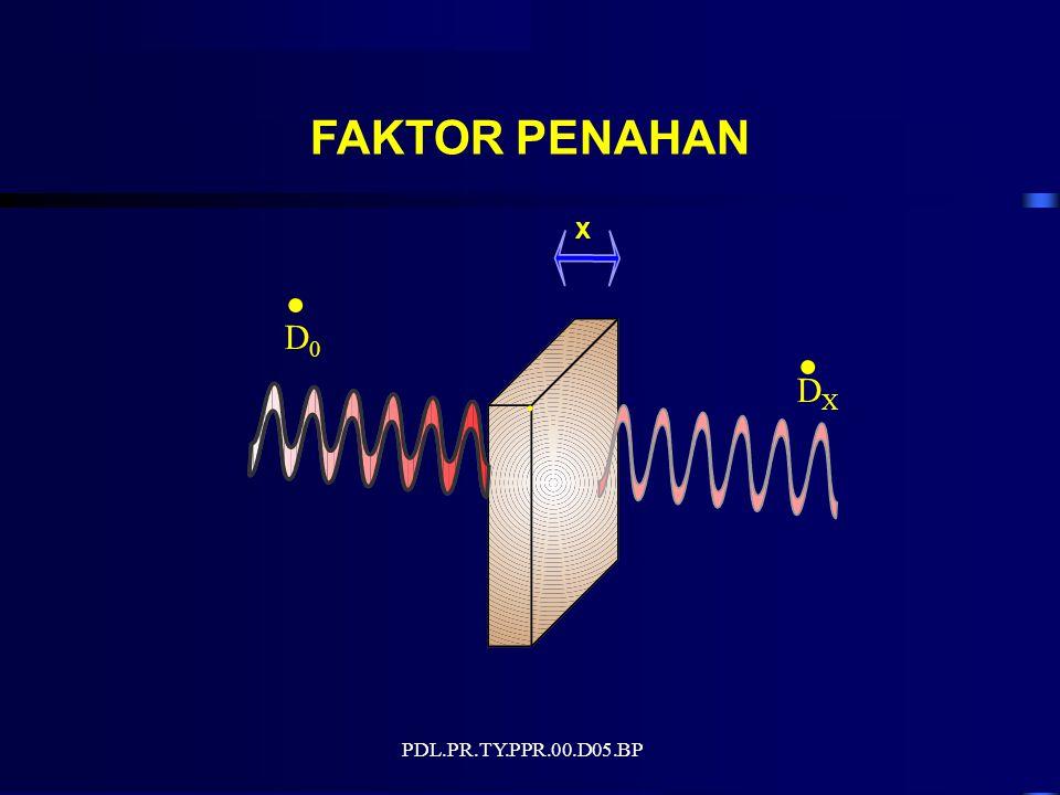 PDL.PR.TY.PPR.00.D05.BP FAKTOR PENAHAN X D0D0. DXDX..