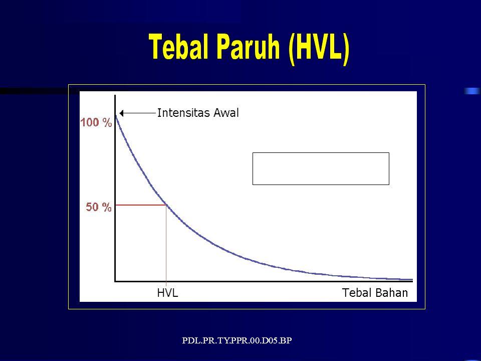 HVL = 0,693 / 