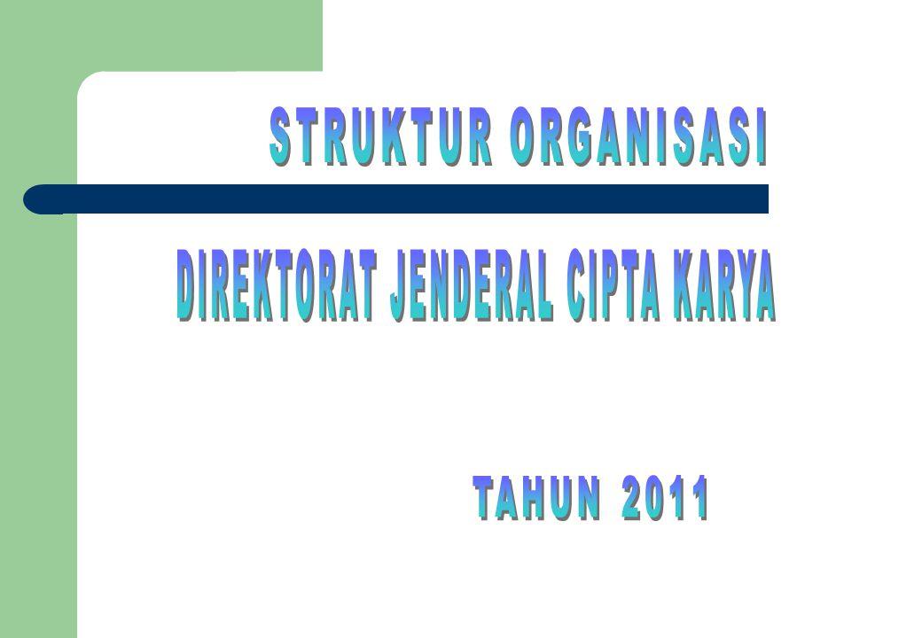 Direktur Jenderal Cipta Karya Ir.Budi Yuwono P, Dipl., SE NIP.