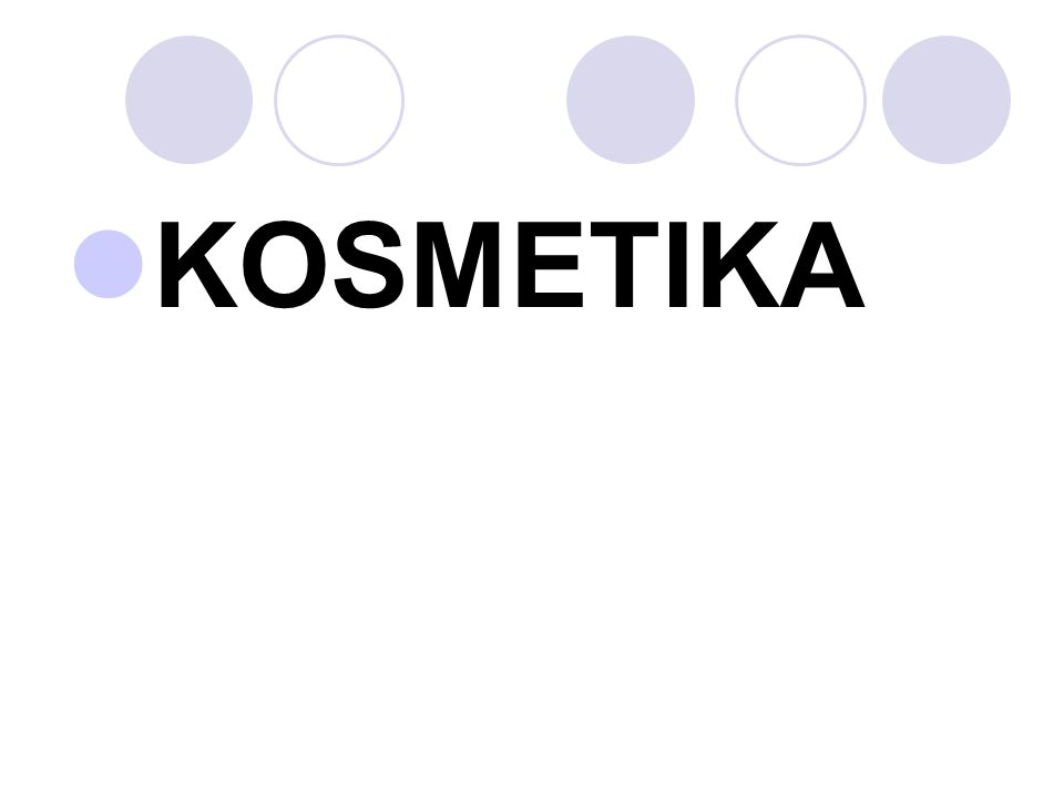 CONTOH KOSMETIK BERMASALAH