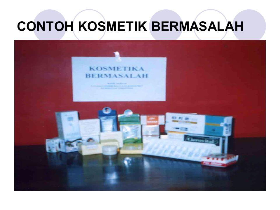 Contoh kosmetik dari luarnegeri di Indonesia