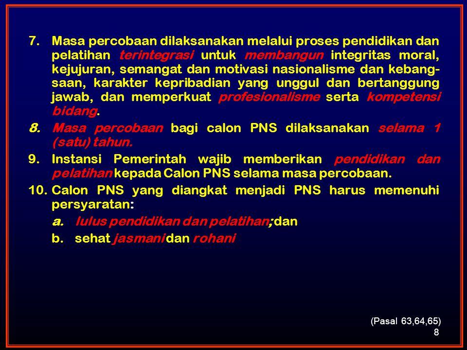 XIV.PENUTUP a.PP No. 48 Thn 2005 jo. PP No.