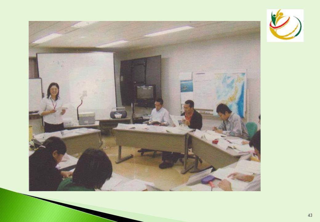Kelas Intensive Bahasa Jepang di AOTS 42