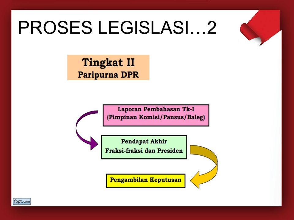 PROSES LEGISLASI…2