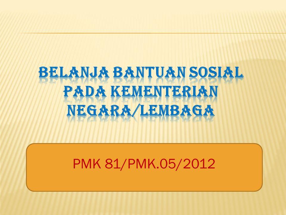PMK 81/PMK.05/2012
