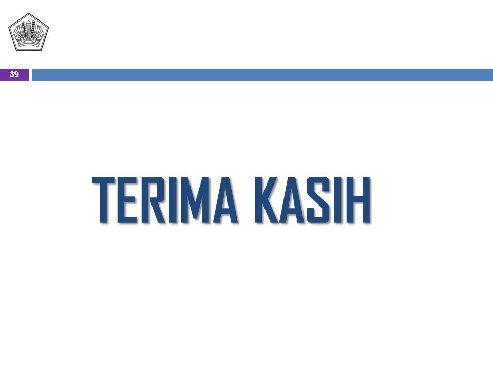 TERIMA KASIH 39