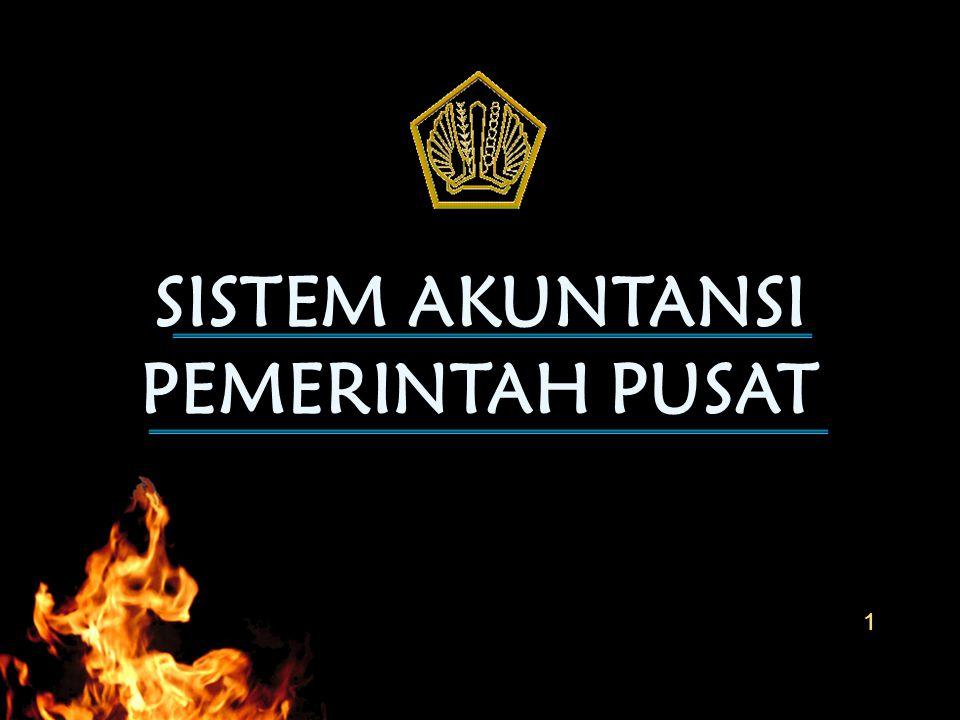 SISTEM AKUNTANSI PEMERINTAH PUSAT 1