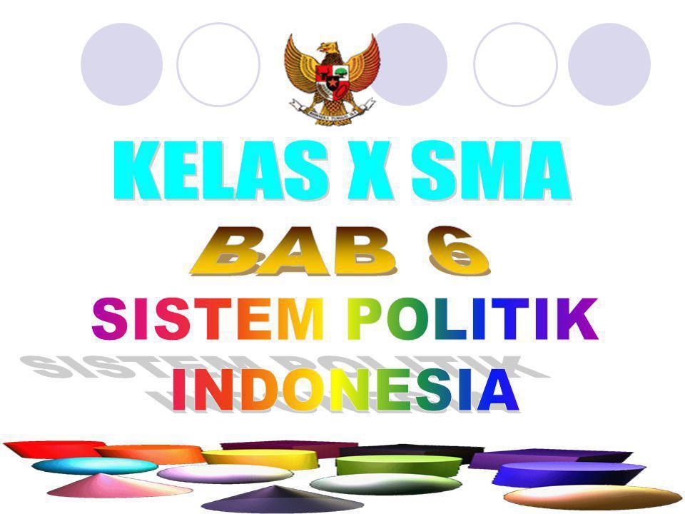 2) Sosialisasi Politik Sosialisasi politik adalah istilah yang digunakan untuk menggambarkan proses dengan jalan mana orang belajar tentang politik & mengembangkan orientasi pada politik.
