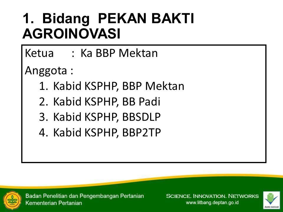 Kriteria Sementara Penerima Anugerah Agroinovasi (setiap kriteria memiliki nilai/bobot yang akan ditetapkan/dibahas lebih lanjut oleh panitia) Kategori : Pemda 1.Mengalokasikan/menyediakan jumlah anggaran untuk sektor pertanian.