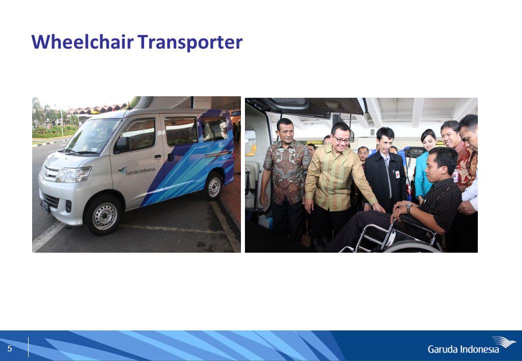 5 Wheelchair Transporter
