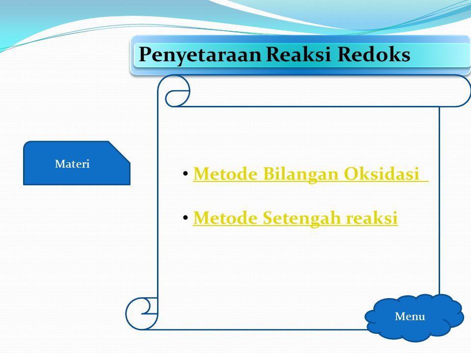 Latihan Mari Berlatih soal Menu Jelaskan peristiwa reduksi dan oksidasi dalam masing-masing reaksi berikut dan tentukan oksidator-reduktor 1.Zn + H 2