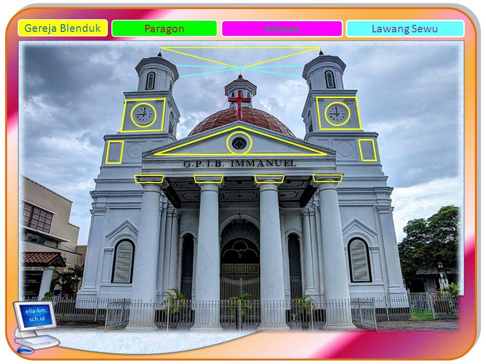 elia-km. sch.id elia-km. sch.id Paragon Monas Lawang Sewu Gereja Blenduk