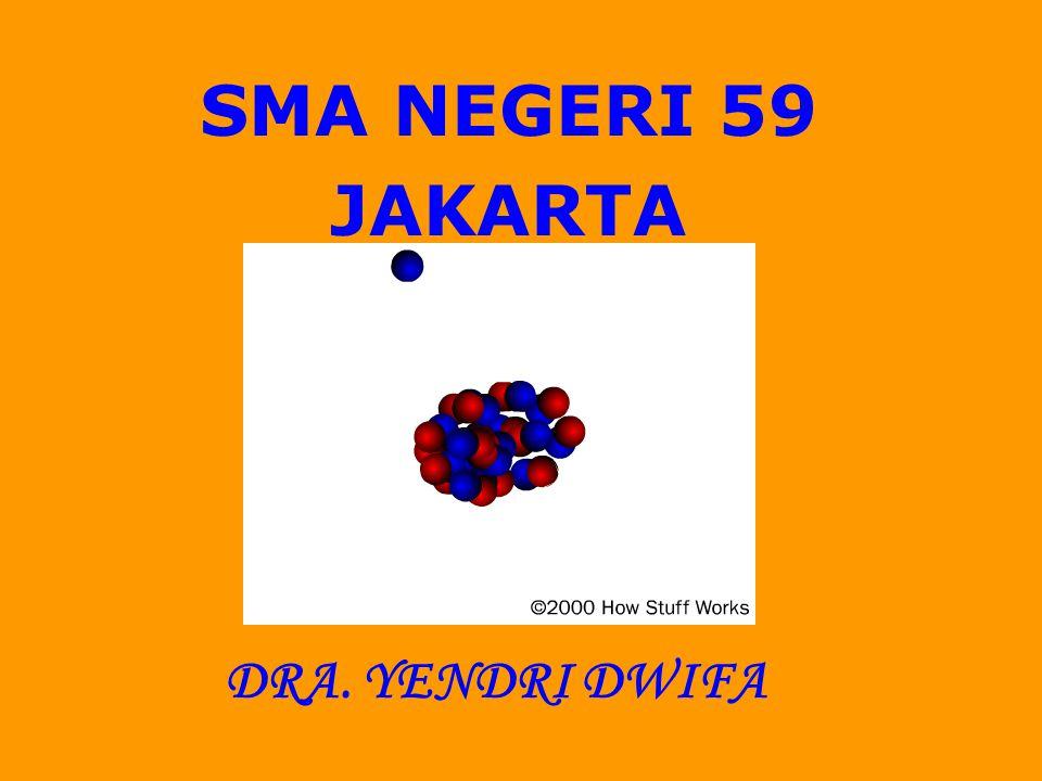 DRA. YENDRI DWIFA SMA NEGERI 59 JAKARTA