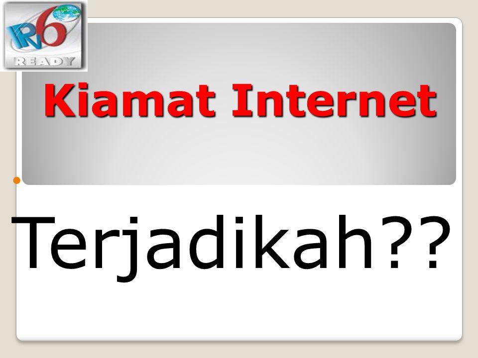 Kiamat Internet Terjadikah??