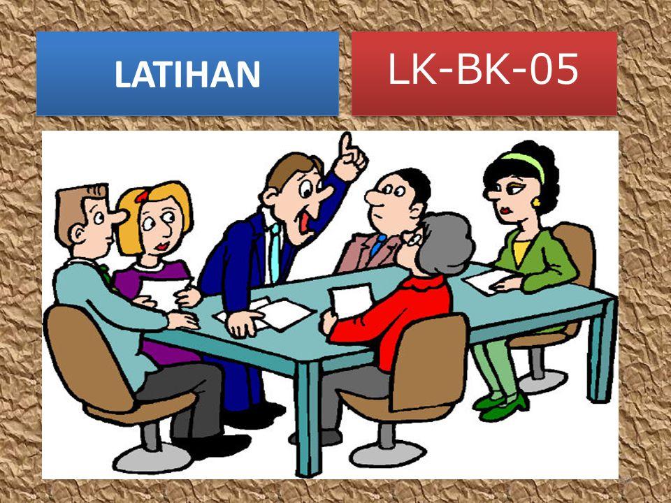 LATIHAN LK-BK-05 50