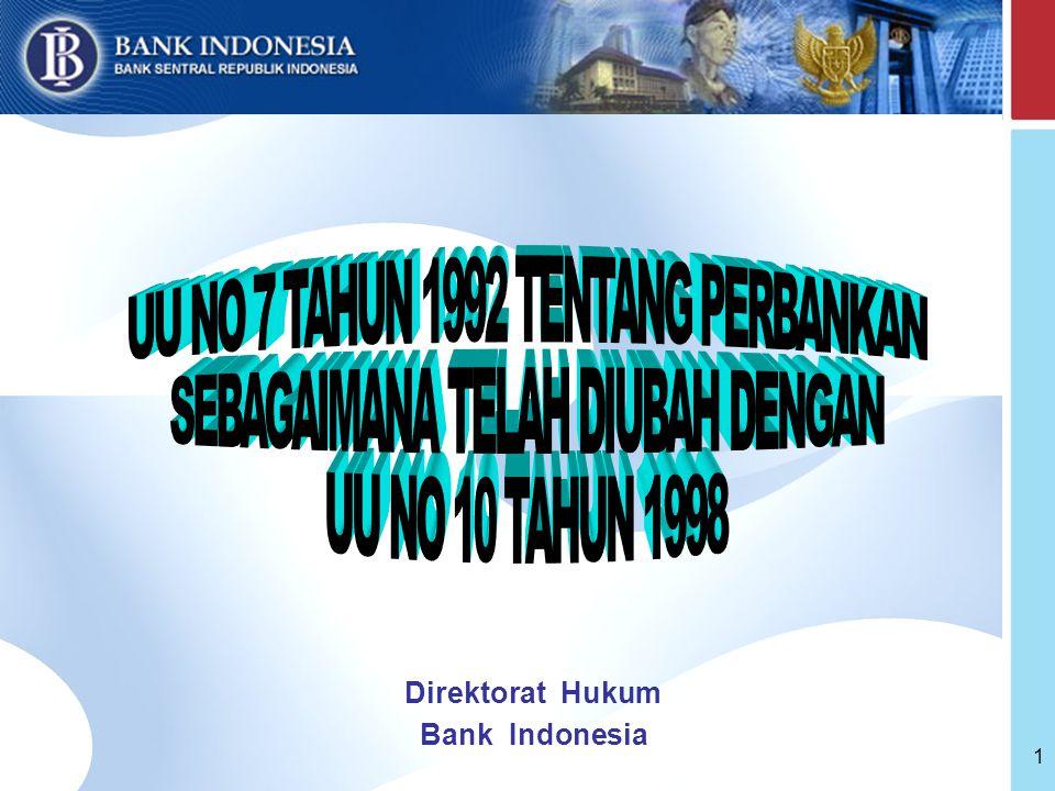 2 Perbankan mempunyai peranan yang strategis dalam mendukung pembangunan dan pertumbuhan ekonomi nasional - sebagai lembaga intermediasi.
