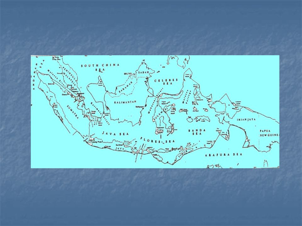 Definisi Mid-ocean or Outlying Archipelago groups of islands situated out in the ocean at such a distance from the coasts of firm land as to be considered as an independent whole rather than forming part of outer coastline of the mainland.